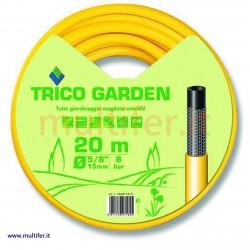 Tubo gomma per irrigazione con retinatura - misure varie