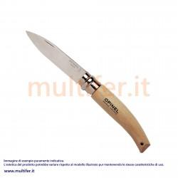 Coltello opinel punta aguzza mis 08 Jardin (coltelli pointu)