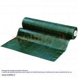 Telo polietilene verde per pacciamatura mt 10 x 0,91