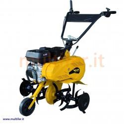 Motozappa Vigor VMZ-65 con motore a scoppio 196 cc. 5.3 hp