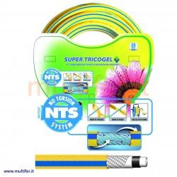 Tubo gomma irrigazione antitorsione NTS 5 strati - superprofessionale