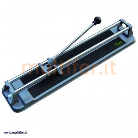 Tagliapiastrelle vigor VTPM-50/40/30 - capacita' di taglio 500/400/300 mm.