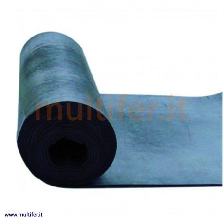 Lastra in gomma 2 - 3 - 4 - 5 mm. Altezza 150 cm. - pavimento in gomma