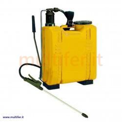Pompa irroratrice (diserbo e trattamenti) a spalla15 lt. - Vigor