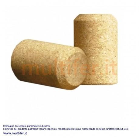 Tappi - tappo in sughero micro granulato - microgranuli 100 pz. (Stop al gusto di tappo sul vino)
