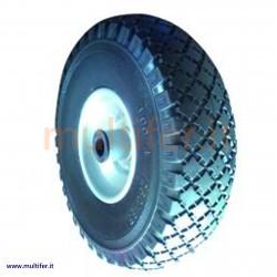 Ruota antiforatura - ruote piene per carrello portacasse diam. 260 mm.