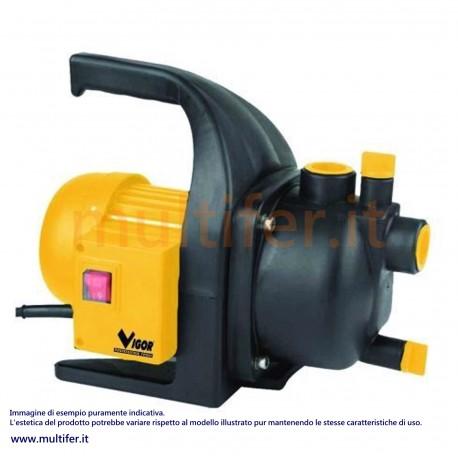 Elettropompa autoadescante 600 - 1200 watt (pompa acqua) Vigor