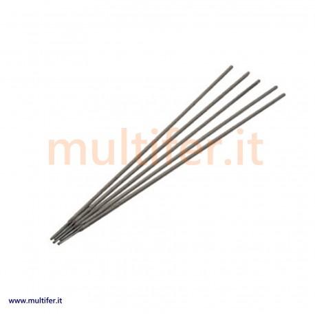"""Elettrodi per saldatura """"Hu-Firma"""" rutilici, basici, per ghisa e acciaio inox - diametri vari"""